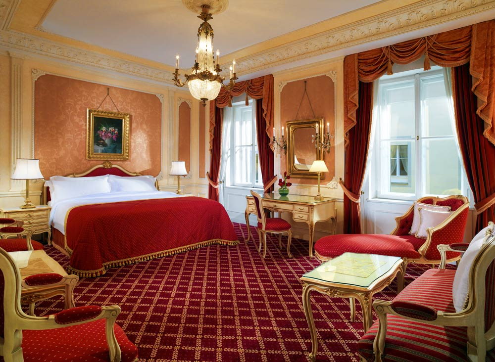 Guest Room at Hotel Imperial Vienna