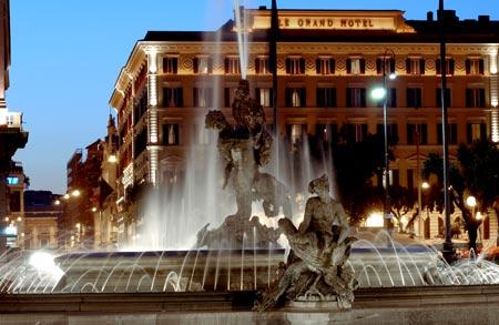 St Regis Grand Rome