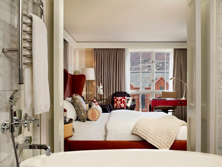 The St Regis Aspen Resort Guest Room