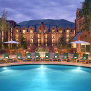 The St Regis Resort Aspen Heated Outdoor Pool
