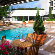 Outdoor Pool at The St Regis Houston, TX