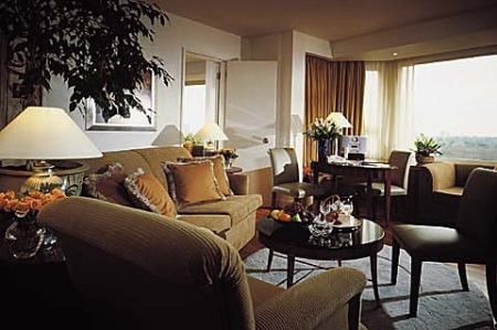 Butler Suite - Living Room
