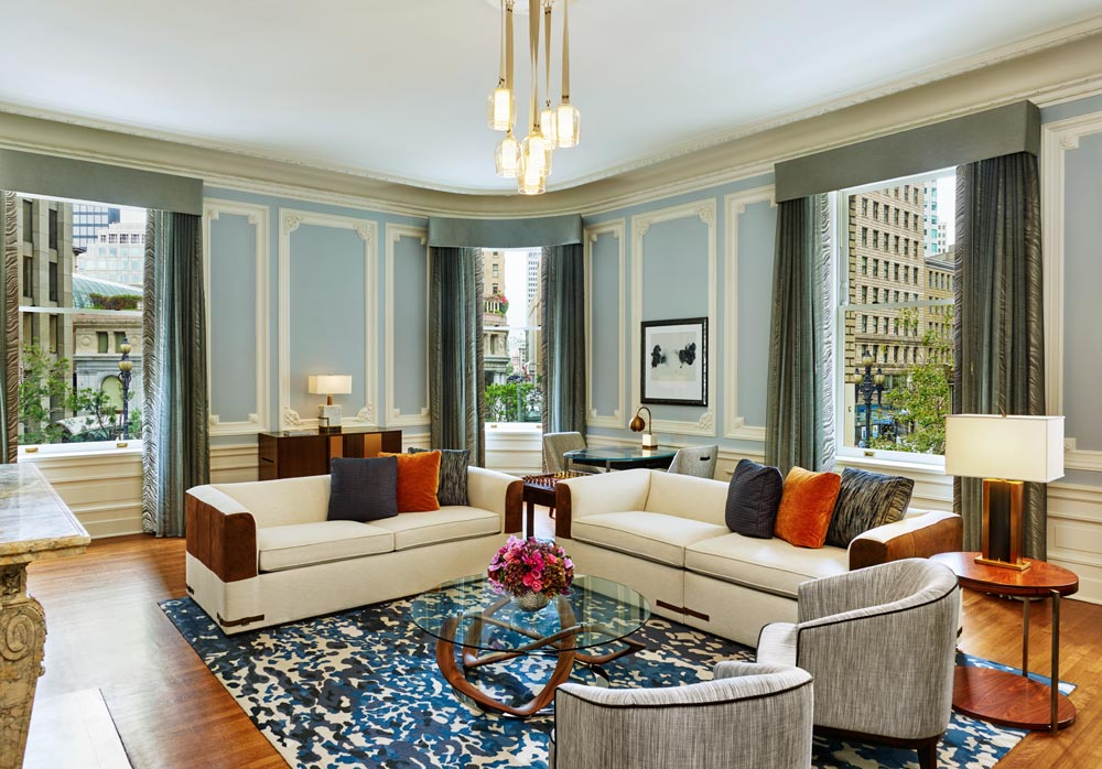Palace Hotel State Suite