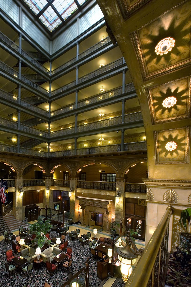 Brown Palace Hotel