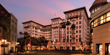 Beverly Wilshire a Four Seasons Hotel, Beverly Hills
