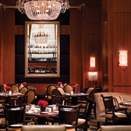 Dining at Beverly Wilshire a Four Seasons Hotel, Beverly Hills