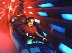 Space Mountain (Copyrighted) at Disneyworld
