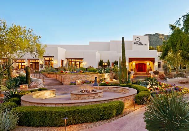 JW Marriott Camelback Inn Resort And Spa