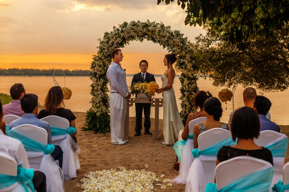 Oberoi Lombok Wedding Venue, Indonesia