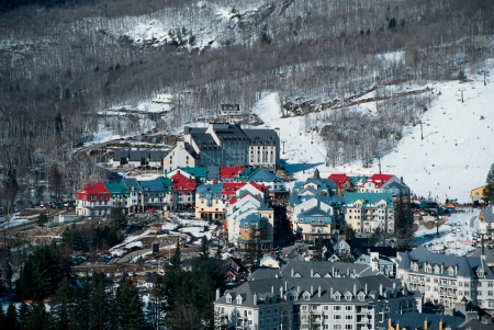Overview of Fairmont Tremblant and Tremblant