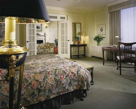 1 Bedroom Suite at The Fairmont Empress