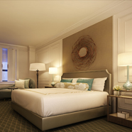 Guest Room at Fairmont Le Chateau Frontenac, Quebec City