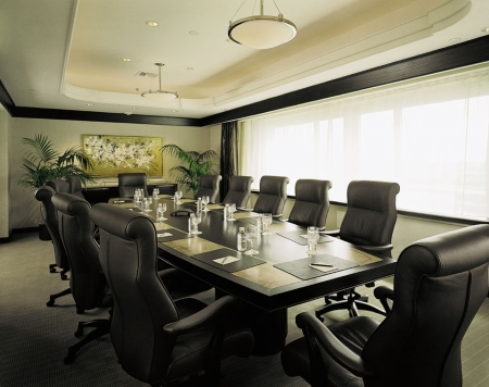 Fairmont Gold Boardroom