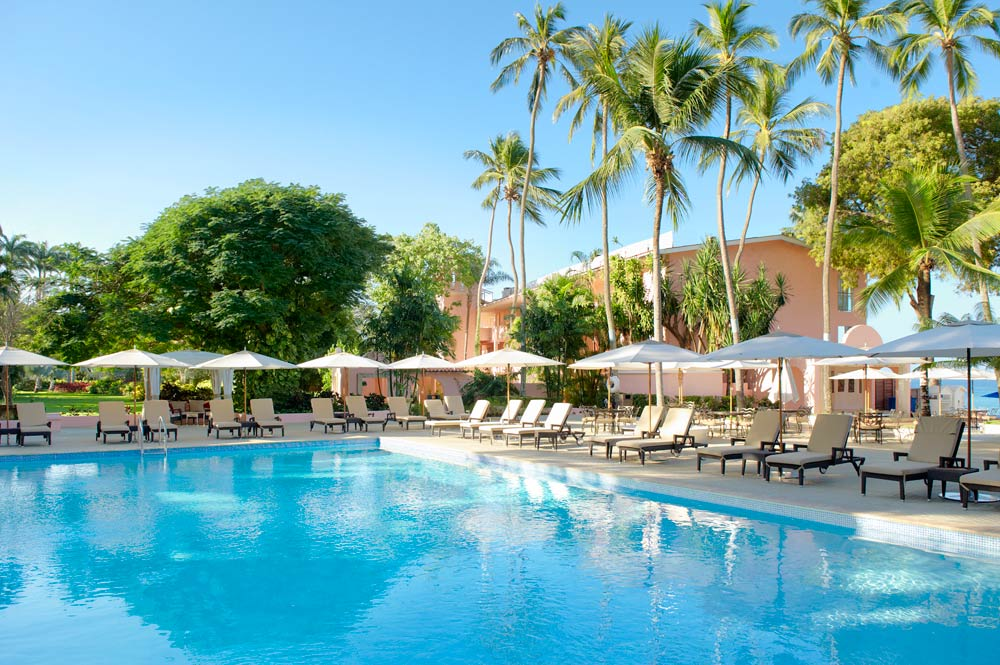Outdoor Pool at Fairmont Royal Pavilion,Bridgetown, Barbados