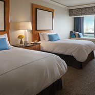 Double Guestroom at Four Seasons Miami, FL