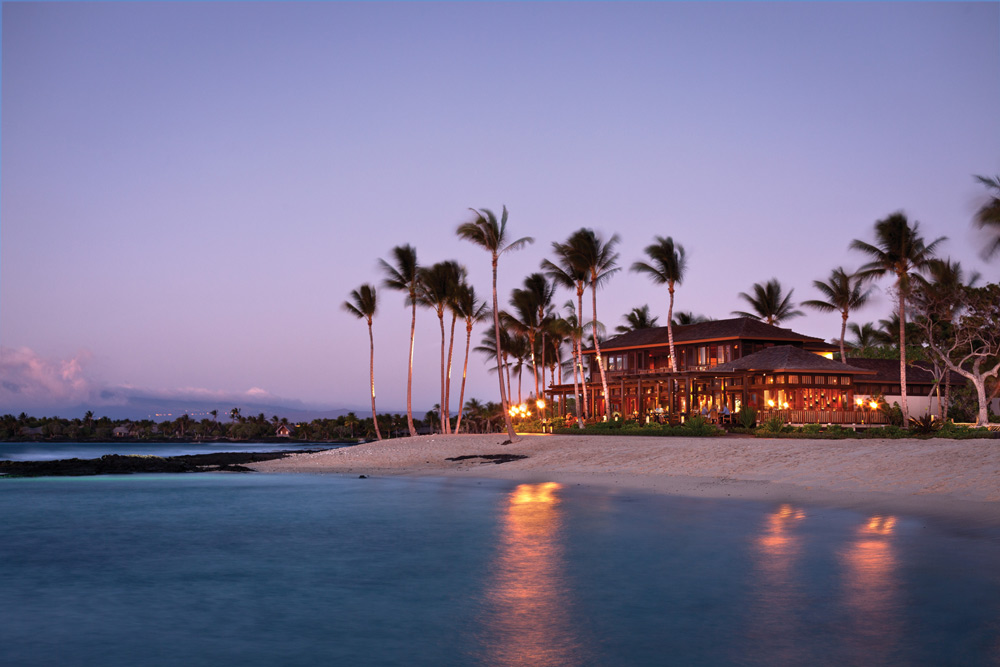 Exterior of Four Seasons Hualalai Kona, Hawaii, United States