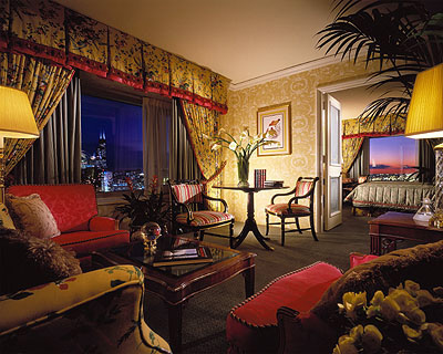 The Four Seasons Chicago Executive Suite