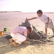 Childrens Programs on the Beach at Cloister at Sea Island