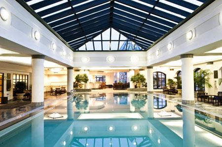 Charleston Place Indoor Pool