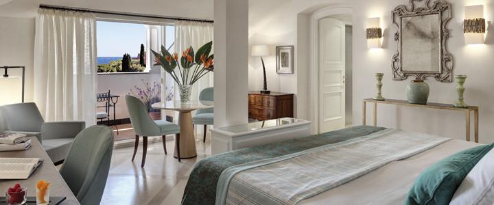 Hotel Splendido Deluxe Suite