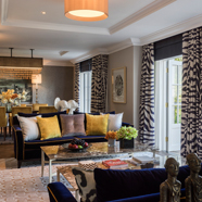 Suite Living Area at Four Seasons Hotel Westcliff, Johannesburg, South Africa
