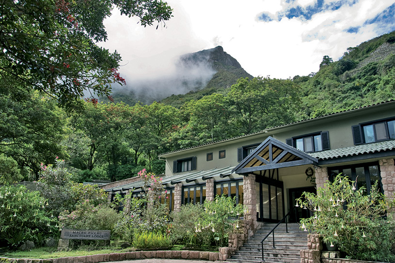 Machu Picchu Sanctuary Lodge