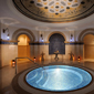 Spa at One and Only Royal Mirage Palace, Dubai