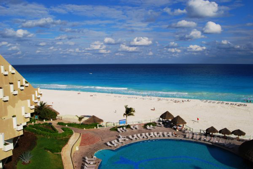 Paradisus Cancun Pool View