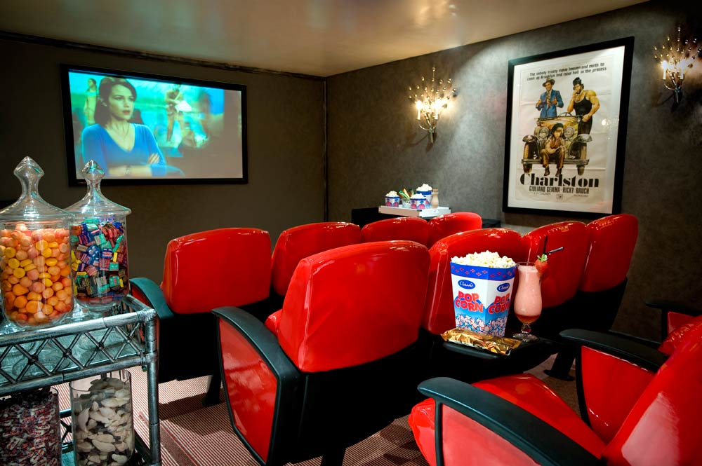 Cinema at Twelve Apostles Hotel
