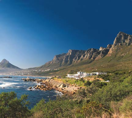 Twelve Apostles Hotel and Spa, Cape Town