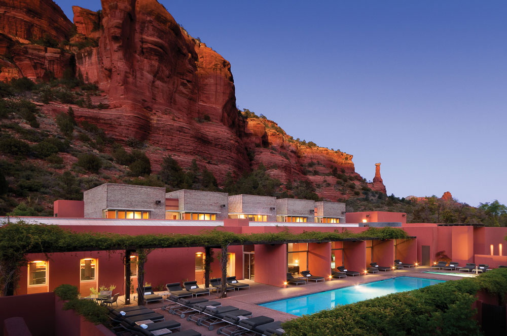 Enchantment Resort and Mii Amo Spa Exterior, Sedona, AZ, United States