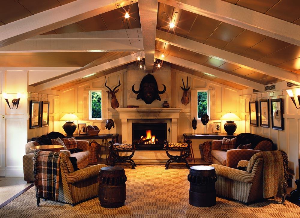 The Huka Lodge