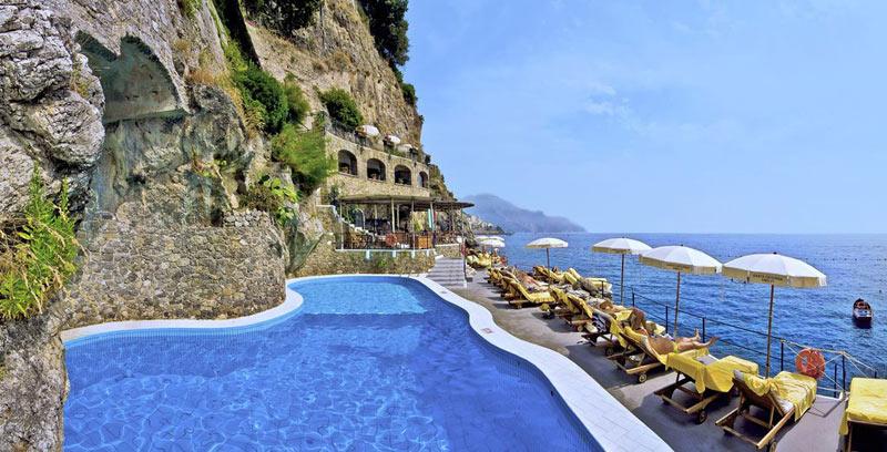 Amalfi Coast  Star Luxury Hotels