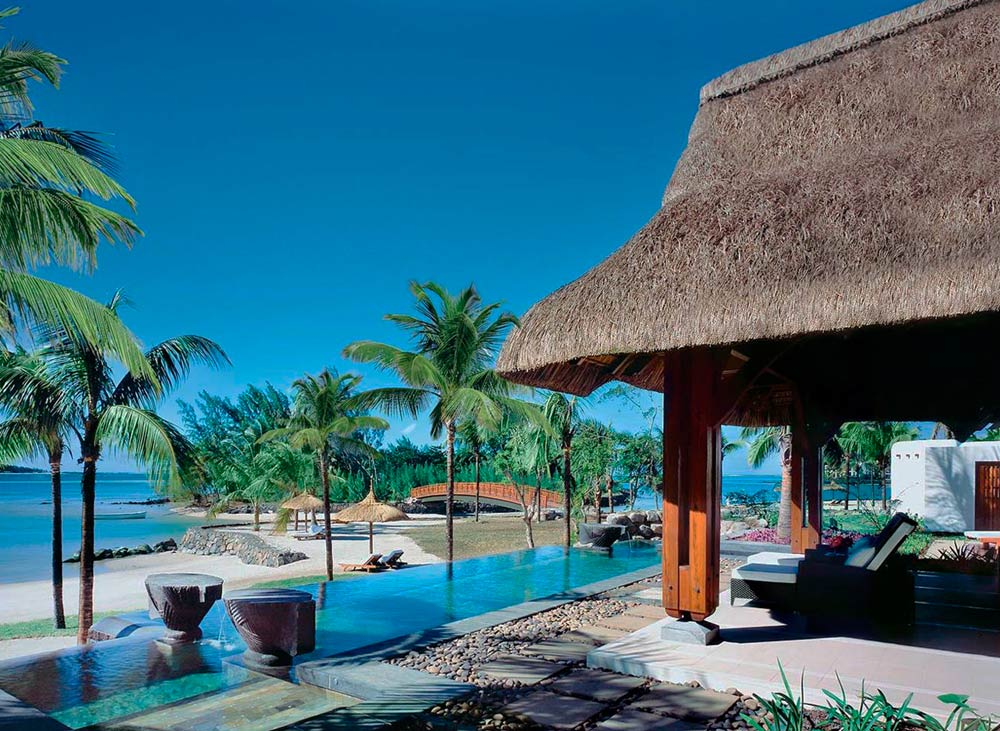 Beach Villa at Shangri-La's Le Touessrok Resort