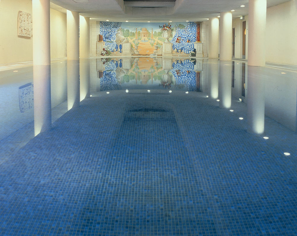 Indoor Pool at The Merrion, Dublin
