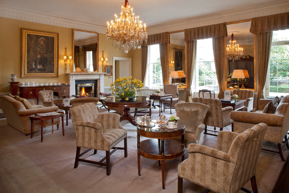 Drawing Room at The Merrion, Dublin