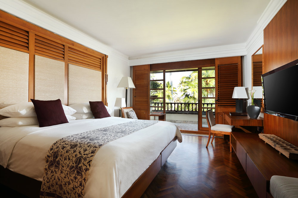 Premier King Room at Nusa Dua Beach Hotel And Spa Denpasar, Indonesia