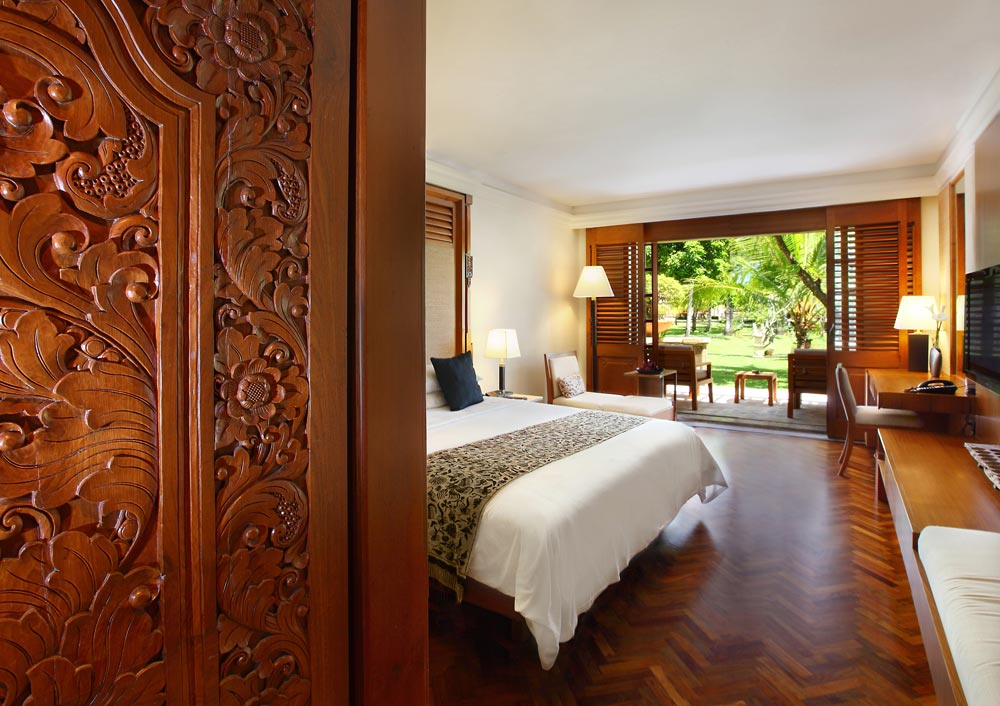Palace Club Room at Nusa Dua Beach Hotel And Spa Denpasar, Indonesia