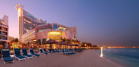 Beach Rotana Hotel And Towers