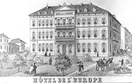 Europaeischer Hof Hotel Europa