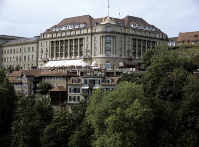 Bellevue Palace Hotel