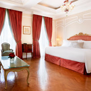 Guest Room at King George Palace | Athens, Greece