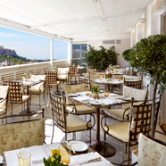 Dining at King George Palace | Athens, Greece