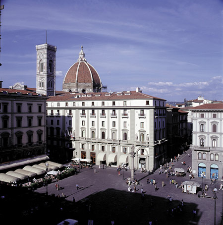 The Hotel Savoy, Florence