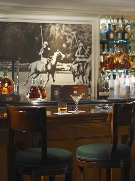 The Beverly Hills Hotel The Polo Lounge Bar