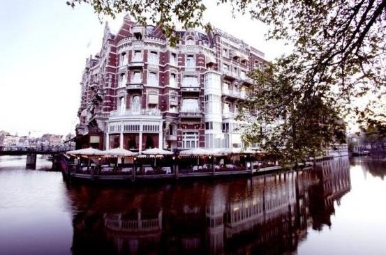 Amsterdam'da nerde kalınır - Hotel De L'Europe