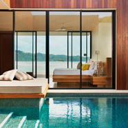 Beach Villa with Pool at The One & Only Hayman Island in the heart of the Great Barrier Reef.