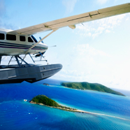 The Arrival Experience at The One & Only Hayman Island in the heart of the Great Barrier Reef.