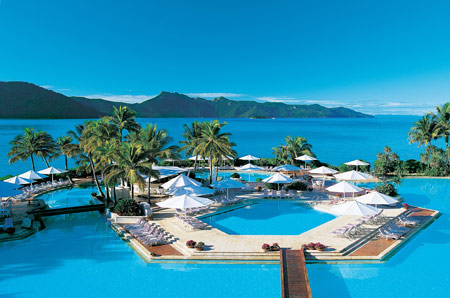 Hayman Island Resort, Great Barrier Reef