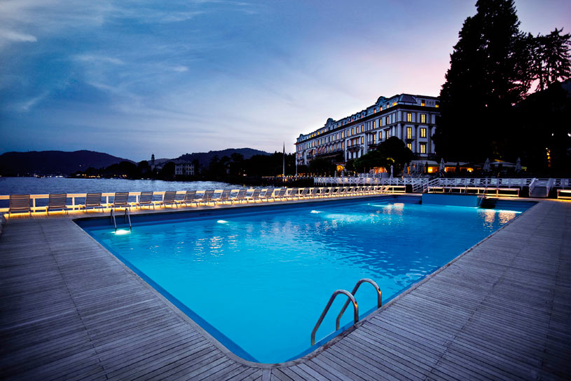 Swimming Pool at Villa d'Este